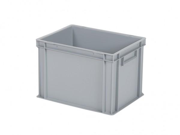 Stapelbehälter - Tellerbehälter - 400x300xH280mm - Grau