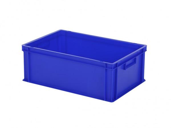 Stapelbehälter - 600x400xH220mm - Blau