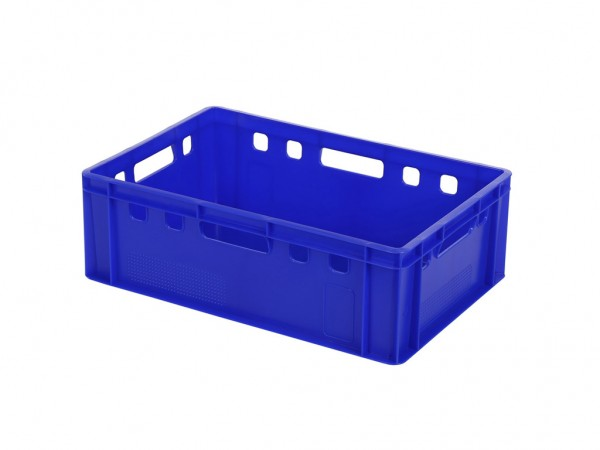 Stapelbehälter E2 - 600x400xH200mm - Blau