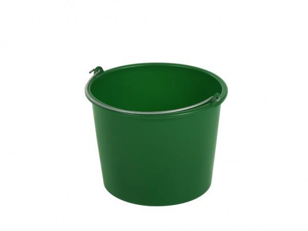 Eimer aus Kunststoff 12 Liter - normal duty - Grün