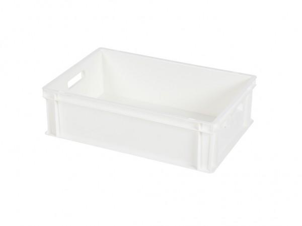 Stapelbehälter - 600x400xH175mm - Weiß