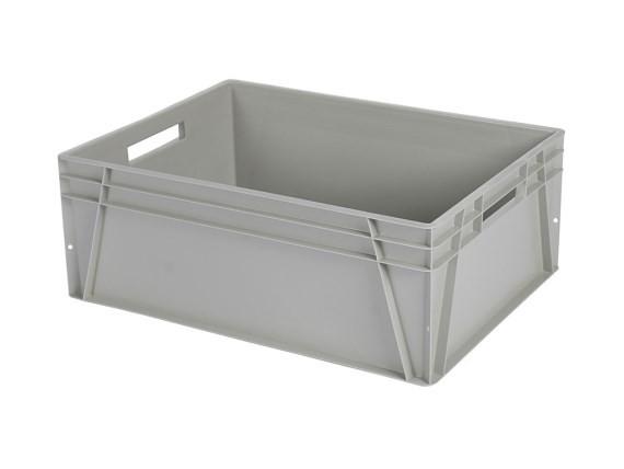 Stapelbehälter - 800x600xH300mm - Grau