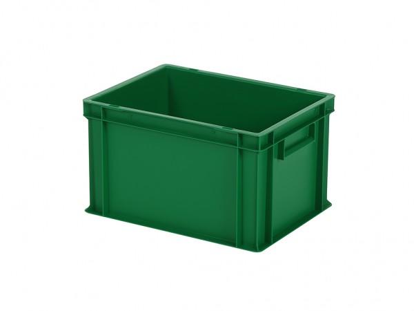 Stapelbehälter - Tellerbehälter - 400x300xH236mm - Grün