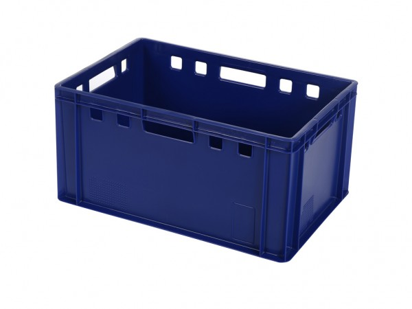 Stapelbehälter E3 - 600x400xH300mm - Blau
