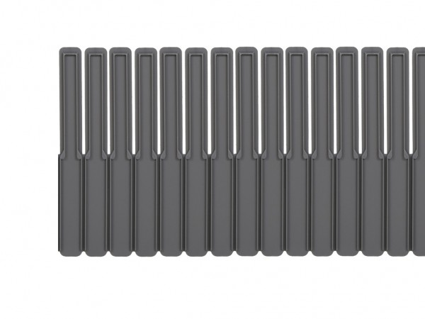 Trenneinsatz für Stapelbehälter - 1104 x 190 mm