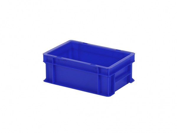 Stapelbehälter - 300x200xH118mm - Blau