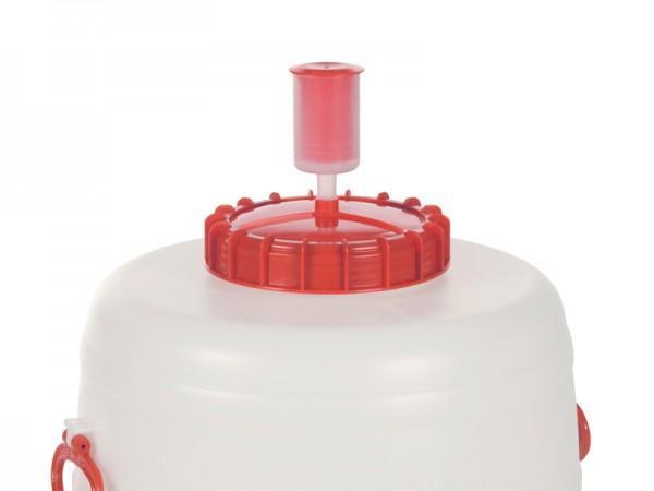 Gärglocke - für Fässer mit Ø 200 mm Deckelöffnung