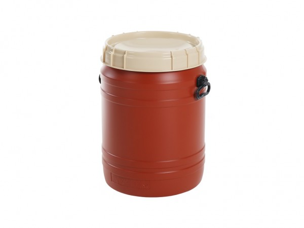 Super Weithalsfass 64 Liter - Futtertonne - Kanutonne