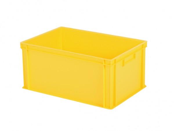 Stapelbehälter - 600x400xH280mm - Gelb