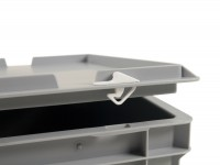 Schnappverschluss aus Kunststoff Set - 2 Stück