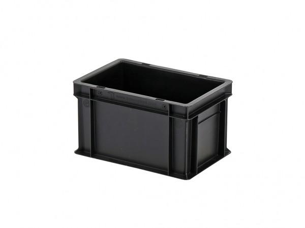 Stapelbehälter - 300x200xH175mm - Schwarz
