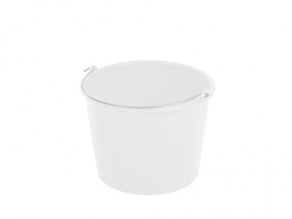 Eimer aus Kunststoff 12 Liter - normal duty - Weiß