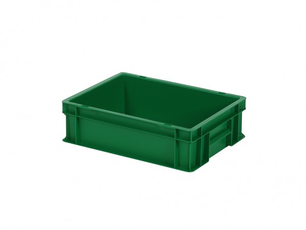 Stapelbehälter - 400x300xH120mm - Grün