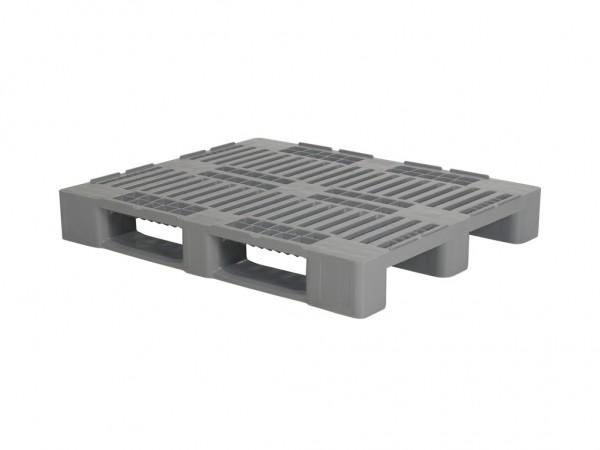 Industriepalette - H3 - 1200 x 1000 mm - Kunststoff