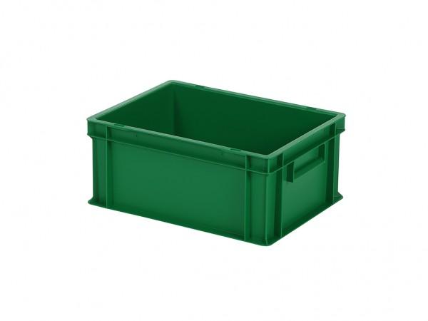 Stapelbehälter - Tellerbehälter - 400x300xH175mm - Grün