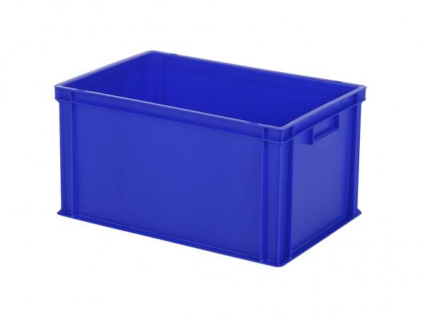 Stapelbehälter - 600x400xH320mm - Blau