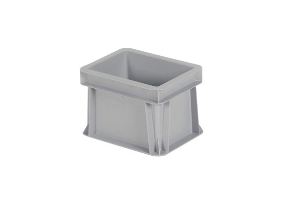 Stapelbehälter - 200x150xH145mm - Grau