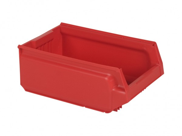 Sichtlagerkasten Kunststoff - 500x310xH200mm - Rot