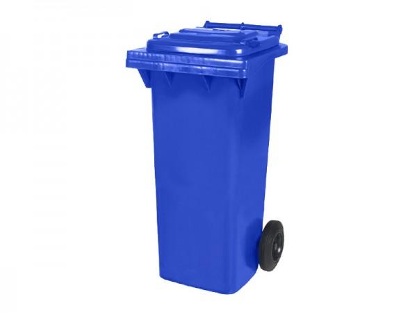 Mülltonne - 80 Liter - Blau