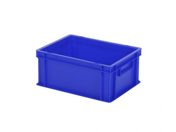 Stapelbehälter - Tellerbehälter - 400x300xH175mm - Blau