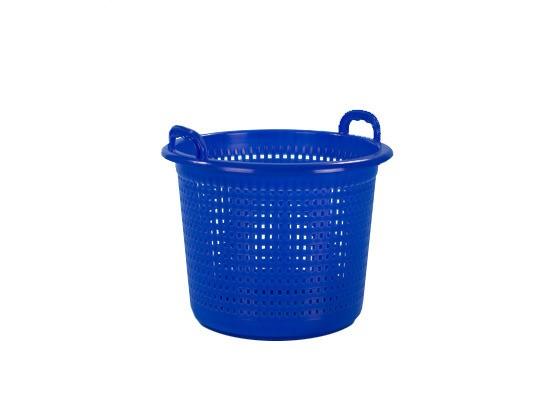 Industriekorb - Waschkorb 45 Liter - Blau