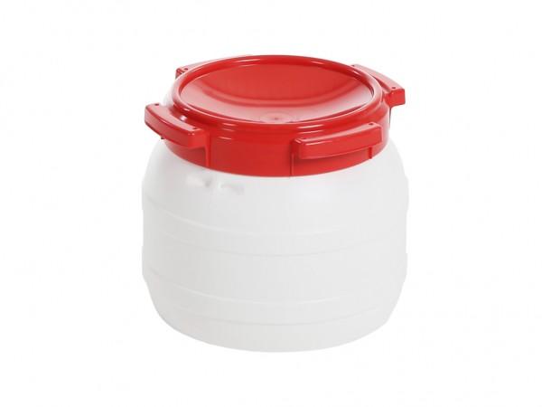 Weithalsfass 10,4 Liter - Futtertonne - Kanutonne