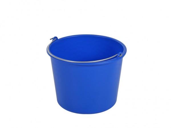 Eimer aus Kunststoff 12 Liter - normal duty - Blau
