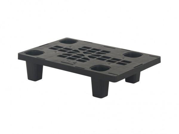 Displaypalette 600x400mm - 4 Füße - nestbar