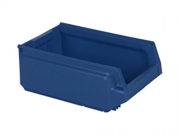 Sichtlagerkasten Kunststoff - 500x310xH200mm - Blau