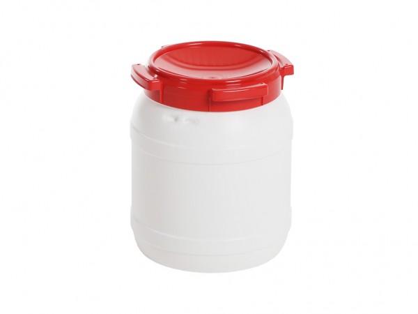 Weithalsfass 15,4 Liter - Futtertonne - Kanutonne