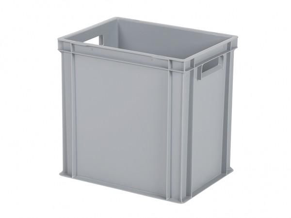 Stapelbehälter - Tellerbehälter - 400x300xH400mm - Grau