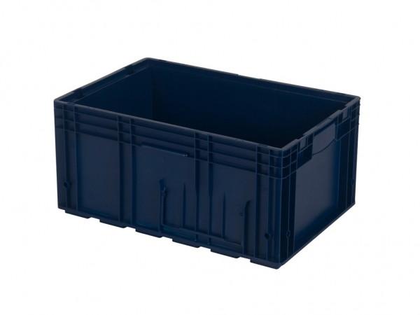 VDA R-KLT Stapelbehälter - 594 x 396 x H 280 mm (verstärkter Boden)