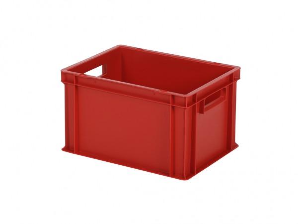 Stapelbehälter - Tellerbehälter - 400x300x236mm - Rot
