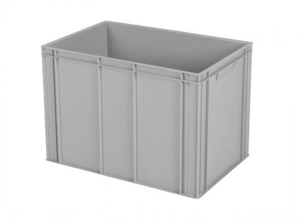 Stapelbehälter - 600x400xH425mm - Grau