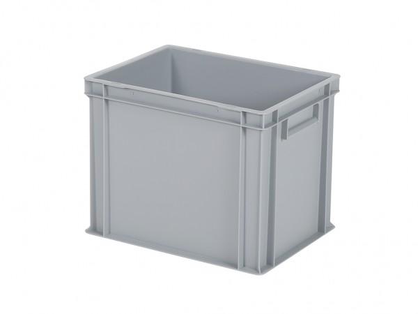 Stapelbehälter - Tellerbehälter - 400x300xH320mm - Grau