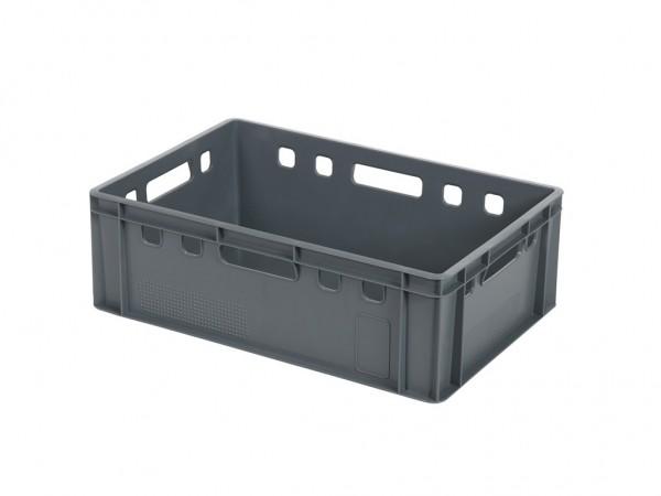 Stapelbehälter E2 - 600x400xH200mm - Grau
