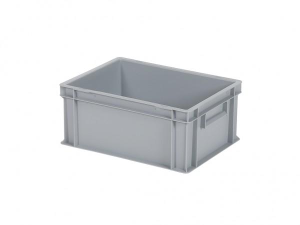 Stapelbehälter - Tellerbehälter - 400x300xH175mm - Grau