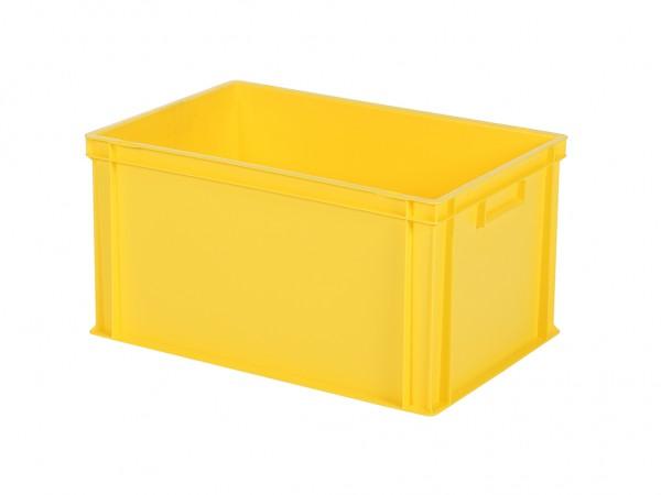 Stapelbehälter - 600x400xH320mm - Gelb