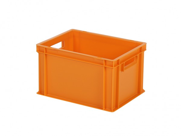 Stapelbehälter - Tellerbehälter - 400x300xH236 - Orange