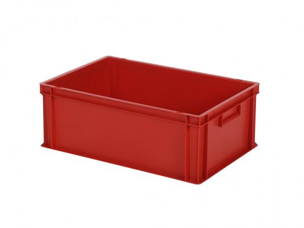 Stapelbehälter - 600x400xH220mm - Rot