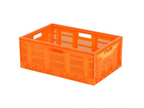 FRESH BOX Faltbehälter - 600x400xH233 mm - Orange