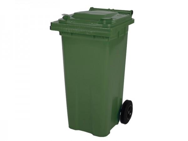 Mülltonne - 120 Liter - Grün