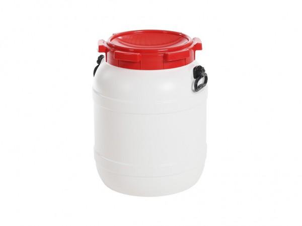 Weithalsfass 54 Liter - Futtertonne - Kanutonne