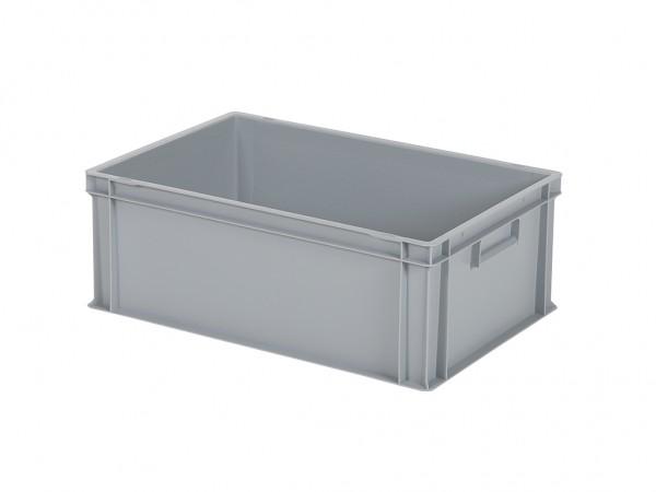 Stapelbehälter - 600x400xH220mm - Grau