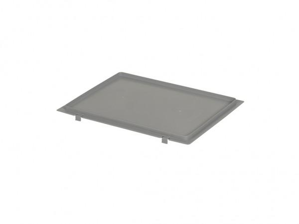 SALE - Klemmdeckel 400x300mm - Grau