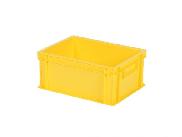 Stapelbehälter - Tellerbehälter - 400x300xH175mm - Gelb