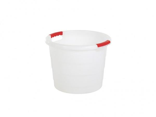 Bottich, 45 Liter - normal duty - Weiß