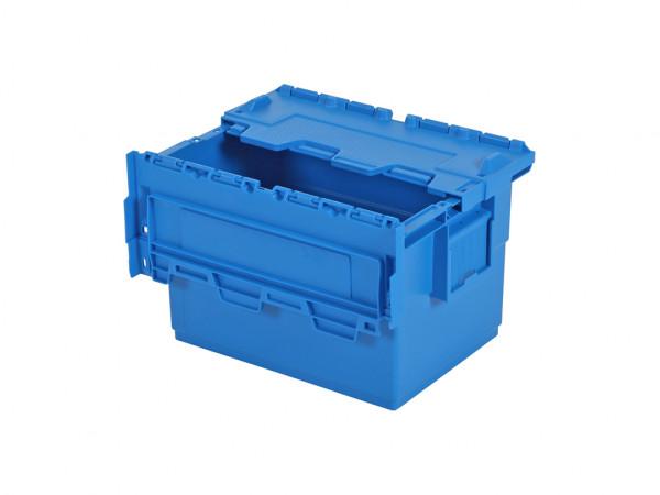 Distributionsbehälter Mehrwegbehälter 400x300xH265 Blau