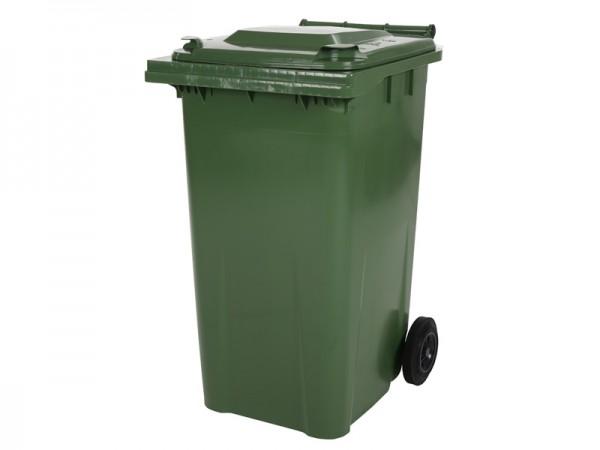 Mülltonne - 240 Liter - Grün