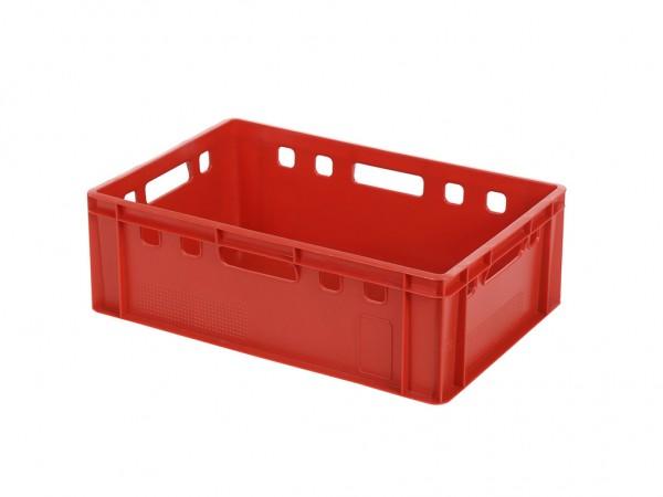 Stapelbehälter E2 - 600x400xH200mm - Rot